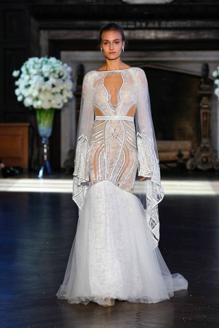alon-livne-white-fall-2016-drop-waist-sheer-bodice-with-lace-mermaid-skirt-and-long-sleeves