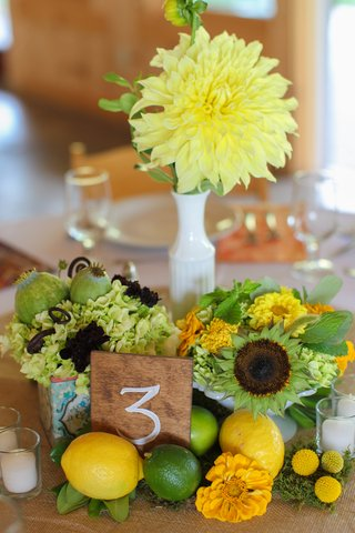 lemons-and-limes-with-flowers-for-wedding-centerpiece