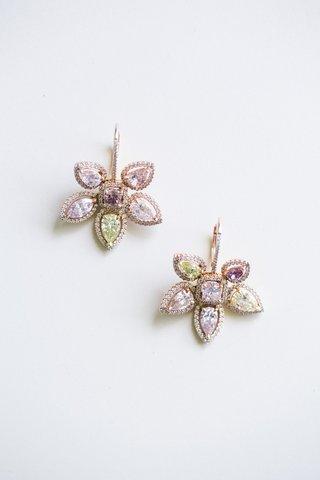 bridal-wedding-jewelry-flower-petal-earrings-with-stones