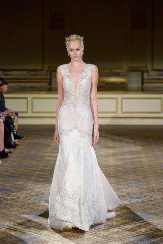 berta-fall-winter-2016-sleeveless-beaded-wedding-dress