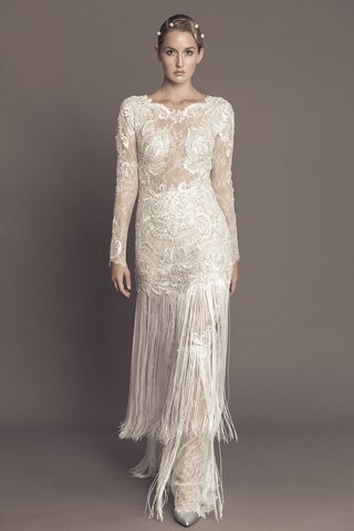 francesca-miranda-agata-long-sleeve-lace-wedding-dress-with-fringe-skirt