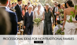 processional-ideas-and-orders-for-nontraditional-families-modern-family
