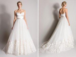 damask-print-on-wedding-dress-ball-gown-skirt