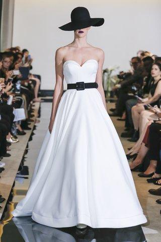 justin-alexander-spring-2018-satin-ball-gown-folded-collar-sweetheart-neckline-bridal-dress-designer