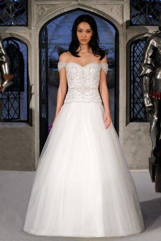 oleg-cassini-spring-2018-wedding-dress-cap-sleeve-off-shoulder-ball-gown-silver-bead-bodice-a-line
