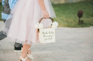 flower-girl-in-pink-tulle-dress-and-white-wedge-heels-with-basket-uncle-ricky-here-comes-your-girl