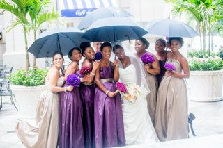 purple-and-champagne-hued-floor-length-gowns