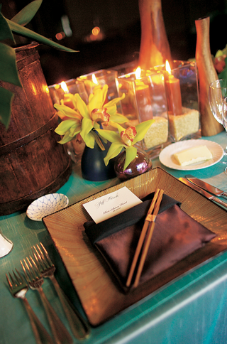tablescape-with-bamboo-chopsticks-and-orchid