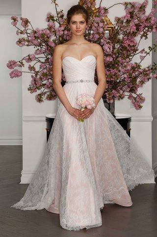 legends-by-romona-keveza-spring-2017-strapless-wedding-dress-draped-bodice-lace-skirt-overlay