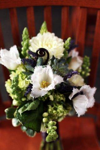 succulent-dahlia-snapdragon-flower-bouquet