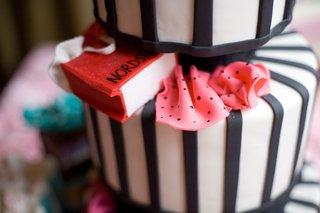 black-and-white-stripes-cake