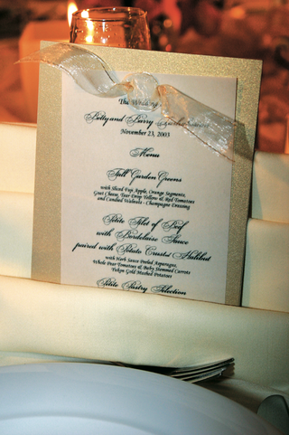 ivory-menu-cards-bordered-by-shiny-gold-card