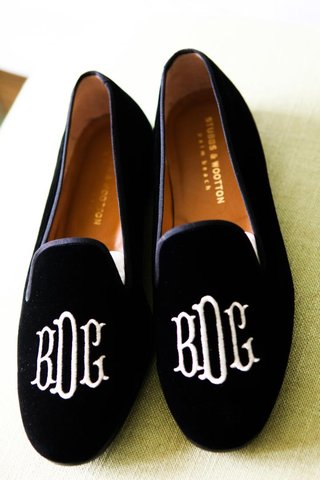 black-velvet-slippers-with-couples-monogram