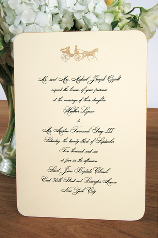 invite-card-with-round-edges-and-horse-motif