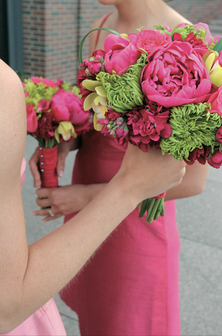 hot-pink-yellow-and-celadon-flowers
