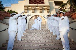 navy-men-in-dress-whites-on-tile-steps