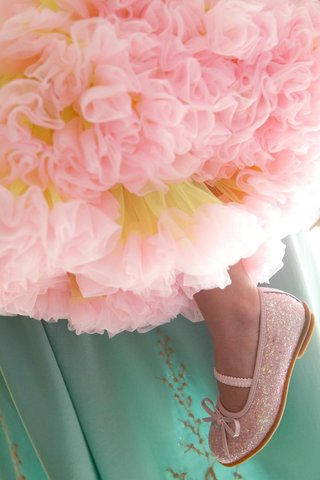 pink-ballet-flats-with-glitter-and-tutu-skirt