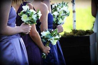 succulent-dahlia-and-fern-bouquet