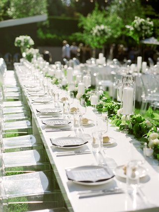 la-rams-brandin-cooks-wedding-briannon-lepman-long-kings-table-white-with-greenery