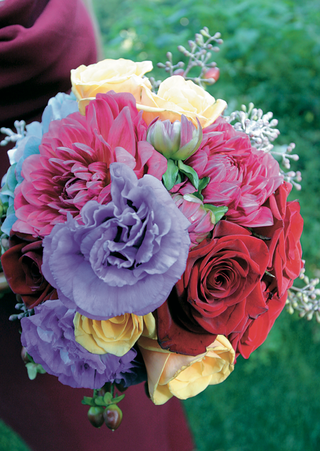 purple-pink-red-yellow-and-blue-flowers