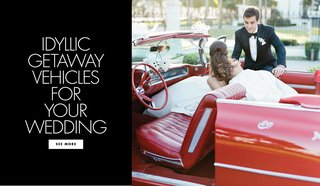 idyllic-getaway-vehicles-for-your-wedding-day