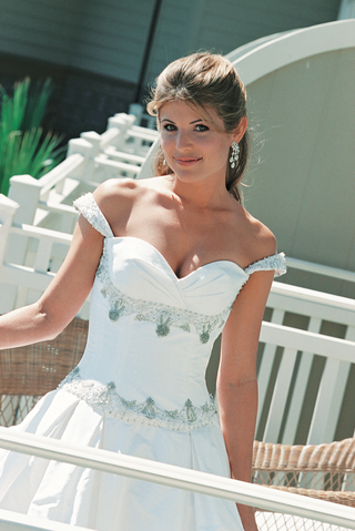 wedding-dress-with-off-the-shoulder-neckline-and-beading