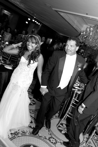 black-and-white-photo-of-sherry-jackson-gordy-and-groom