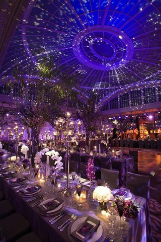 opulent-wedding-reception-with-star-like-ceiling-treatment