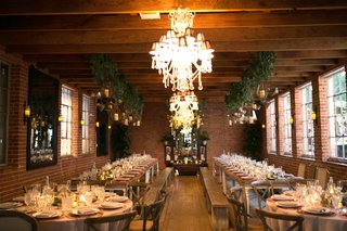 brittany-daniel-and-adam-touni-wedding-reception-carondelet-house-blubell-events-chandeliers-wood