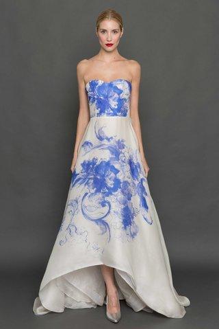 francesca-miranda-fall-2017-nala-high-low-silk-organza-blue-floral-print