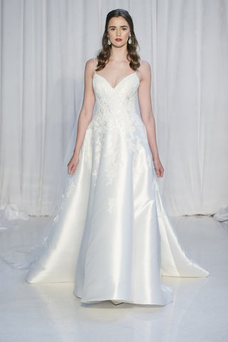 anne-barge-fall-2018-ball-gown-sweetheart-neckline-spaghetti-straps-chiffon-floral-embroidery