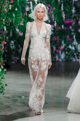 galia-lahav-fall-2018-wedding-dress-cherry-blossom-sheer-long-sleeve-bridal-gown-v-neck-cutouts