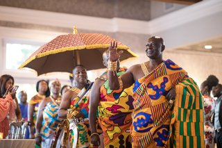 wedding-reception-ghana-royal-family-traditional-drums-honorary-seating-of-royal-family-reception