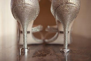wedding-day-mens-band-with-diamonds-and-brides-engagement-ring-and-diamond-band-on-heels-of-shoes