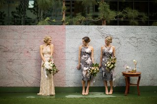bride-in-sew-to-me-couture-champagne-gown-with-bridesmaids-in-asos-dresses