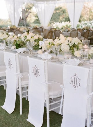 white-linen-chair-covers-with-wedding-monogram