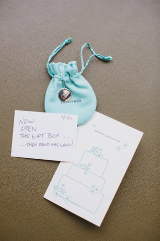 tiffany-co-monogram-necklace-with-wedding-card