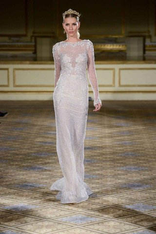 berta-fall-winter-2016-long-sleeve-high-neck-wedding-dress-with-silver-beads