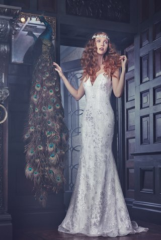 waverly-by-sareh-nouri-spring-2018-silver-ivory-soft-mermaid-gown-deep-v-neck-v-back-beaded-overlay
