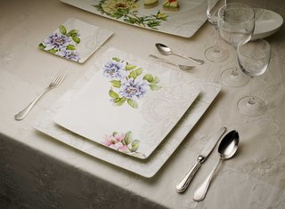 villeroy-boch-quinsai-garden-white-china-square-plates-with-purple-pink-and-green-floral-detailing