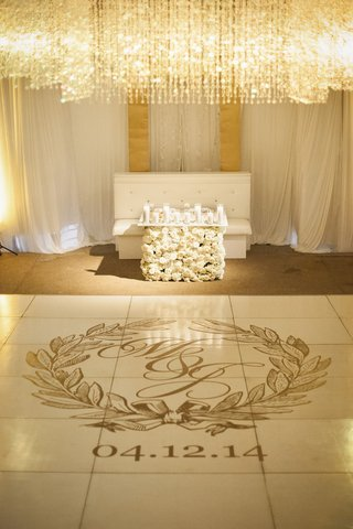 wedding-reception-sweetheart-table-composed-of-white-flowers-dance-floor-with-couples-monogram