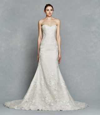 kelly-faetanini-spring-2017-sibyl-strapless-wedding-dress-fit-and-flare-embroidery-scalloped-hem