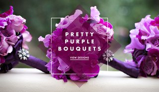 purple-wedding-bouquets-and-lilac-bouquet