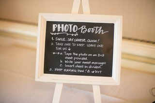 photo-booth-instructions-written-out-on-board-calligraphy-katrina-california-wedding-reception