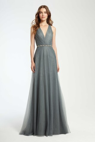 monique-lhuillier-bridesmaids-fall-2016-v-neck-long-bridesmaid-dress-with-wrap-bodice