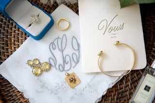brides-day-of-jewelry-engagement-band-vow-book-bracelet-earrings-handkerchief