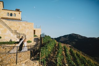 malibu-rocky-oaks-vineyard-wedding-venue-santa-monica-mountains-bride-with-cathedral-veil