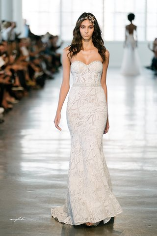 berta-fall-2018-wedding-dress-strapless-form-fitting-bridal-gown-embroidery-jewels-at-neckline