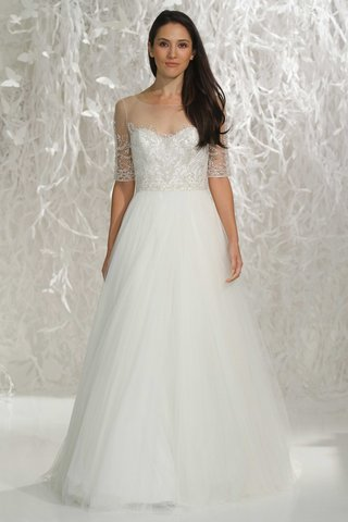 wtoo-brides-2016-half-sleeve-illusion-wedding-dress-with-a-line-skirt