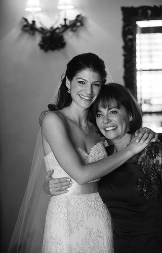 black-and-white-photo-of-genevieve-cortese-with-mother